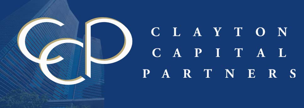 Blue Front Page Business Banner Dallas Investment Banks Photo - Clayton Capital Partners