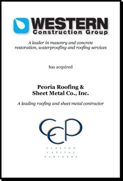 WCG - Peoria Roofing
